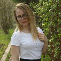 Моя весенняя моделька :: Дарья Лаврухина