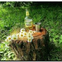 бабе  цветы, а  ... Не  перепутай! :: Ivana