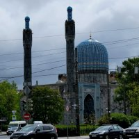 Соборная мечеть :: Светлана Петошина