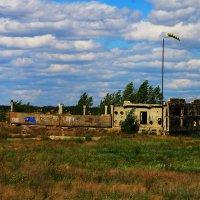 заброшенный дом :: Павел Чернов