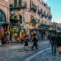 вечер в Иерусалиме :: Александр Липовецкий