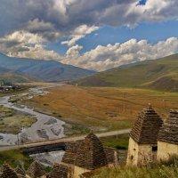 Над суетой миротворения на окаемышке ветров :: Ольга СПб