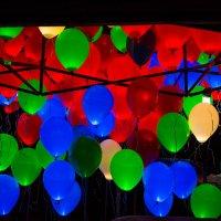 Светящиеся шарики :: Оксана Пучкова