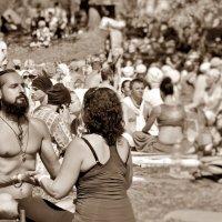 Медитация. На практике по йоге... :: Алекс Б-в