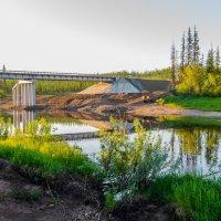 река Тохомо :: Ruslan