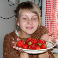 угощайтесь! :: Елена Кордумова