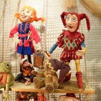 Авторские работы. Выставка кукол.Дек 2013 :: Alexey YakovLev