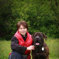 Дама с собачкой :: Юрий Белов