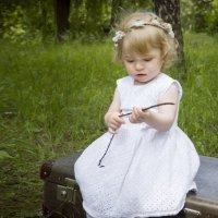 маленькая красавица :: Анастасия Рогозина