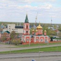 Знаменская церковь. :: Татьяна Лукьянова(Степанян)