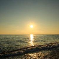Летний закат :: valeriy khlopunov