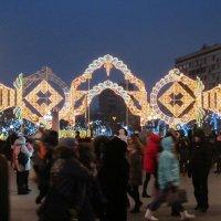 Новогодние узоры :: Дмитрий Никитин