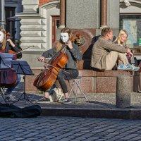 Летние спокойные ритмы :: Егор Егоров