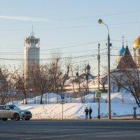 Контрасты Москвы :: Константин Поляков