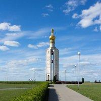 Небо над Прохоровкой :: Ирина Холодная