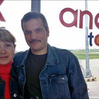 Туристы :: Нина Корешкова