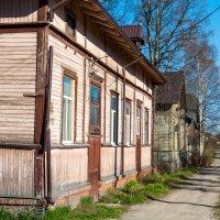 Улицы Сортавалы :: Владимир Лазарев