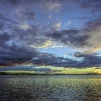 Краски июньского заката (1) :: Pavel Kravchenko