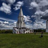 Церковь Вознесения Господня в Коломенском :: Игорь Иванов