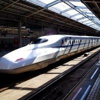 Ультраскоростной поезд Синкансэн :: Swetlana V