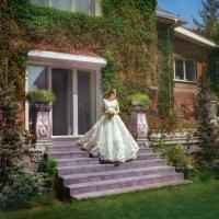 Невеста в мае :: Снежана Горькая