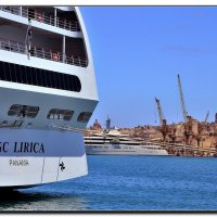 В порту Мальты. :: Leonid Korenfeld