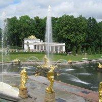 Фонтаны в Петергофе! :: Татьяна