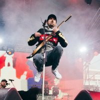 Noize MC на фестивале Нашвилл :: Иван Ежов