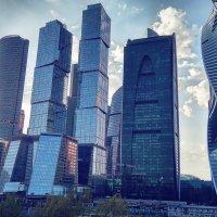 Москва-сити :: Viktor Marvel