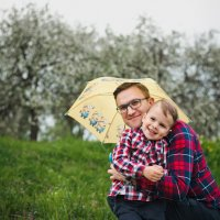 Папа и сын :: Ольга Круковская