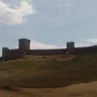 Генуэзская крепость. :: Евгения Куприянова