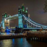 Тауэрский мост.Лондон :: Dmitrii Гирев