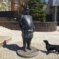 Дядь...дай колбаску гав.....дай колбаску кому говорю гав гав. :: Anatol Livtsov