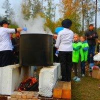 Фестиваль омуля :: Юрий Николаев