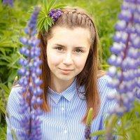 Маруся :: Татьяна Баценкова