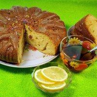 Продегустируем кексик с изюмом к вечернему чаю..:) :: Андрей Заломленков