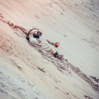 В пустыне :: Albertik Baxton