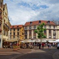 Кольмар - один из самых красивых городков Эльзаса.... :: Galina Dzubina