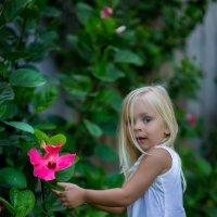 Детский портрет :: Ирина Яшкина
