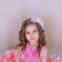 цветочная принцесса :: Оксана Чепурнаева