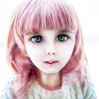 Куколка Лиза :: Екатерина Куликова
