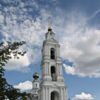 Колокольня Благовещенского собора. Буй. Костромская область :: MILAV V