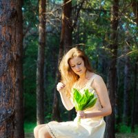 Дело было в лесу :: Светлана Быкова