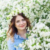 Девушка-весна! :: Кристина Волкова(Загальцева)