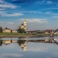 Спасо-Преображенский кафедральный собор в Рыбинске :: Valeriy Piterskiy