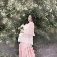 В ожидании малыша :: Екатерина Князькина