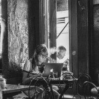 "Кафе "" Reggio"" в Нью-Йорке :: MVMarina"