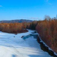 Весенняя река :: Анатолий Иргл