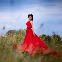 Красивая женщина редко бывает одна,но часто одинока... :: Анастасия Ларкина