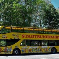 Автобус с юмором :: Nina Yudicheva
